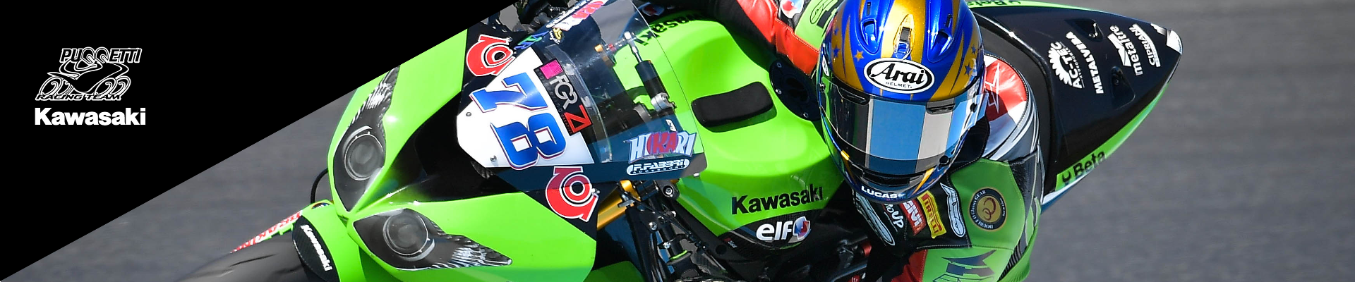 Kawasaki Puccetti Racing - Official Site