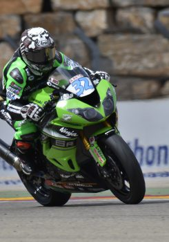 Aragon: Morais settimo nella gara Supersport. OUT Okubo.