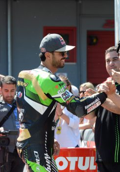 Emozionante addio alle corse di Sofuoglu a Imola. Hikari Okubo conquista una solida top ten in Supersport.