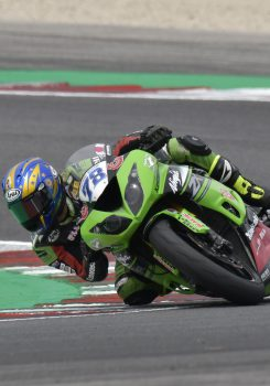 Supersport: Okubo nono e Morais undicesimo in Superpole