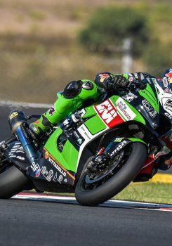 A Magny Cours per l'ultimo round europeo WorldSBK