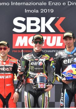 Turkish Puccetti Racing – Razgatlioglu sul podio del World SBK a Imola!